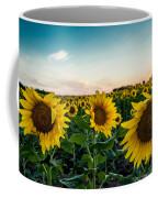 Sister Sunflowers Coffee Mug