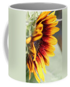 Sunflower Named The Joker Coffee Mug