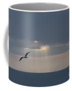 Sunlight Over The Sea Coffee Mug