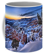 Sunrise At Bryce Coffee Mug