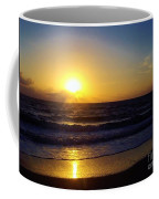 Sunrise - Florida - Beach Coffee Mug