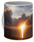 Sunrise In Cancun Coffee Mug
