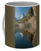 Sunrise On Mount Assiniboine In  Mount Coffee Mug