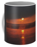 Sunrise On The Columbia River Coffee Mug