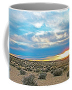 Sunset At Alstrom Point In Glen Canyon National Recreation Area-utah Coffee Mug