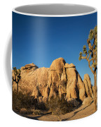 Sunset At Joshua Tree National Park Coffee Mug