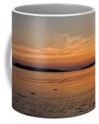 Sunset At Loch Bay Coffee Mug