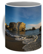 Sunset At Pismo Beach Coffee Mug