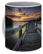Sunset At Wildcat Cove Coffee Mug