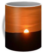Sunset In The Ox Mountains County Sligo Ireland Coffee Mug