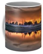 Sunset Over Bryzn Coffee Mug