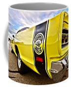 Super Close Super Bee  Coffee Mug