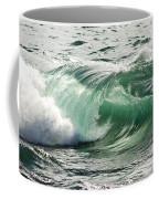Surf Zone At The Barents Sea Coast Coffee Mug