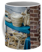 Charleston Sweet Grass Baskets Coffee Mug