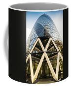 Swiss Re Tower In London Coffee Mug