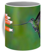 Sword-billed Hummingbird Coffee Mug