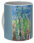 Sylvan Fantasy Coffee Mug by Regina Valluzzi