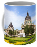 Szechenyi Baths In Budapest Coffee Mug
