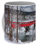 Taftsville Covered Bridge Coffee Mug
