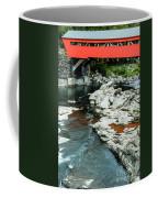 Taftsville Covered Bridge Vermont Coffee Mug