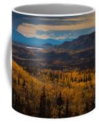 Taiga In Fall Coffee Mug