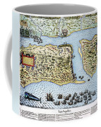 Taking Of St. Augustine Coffee Mug