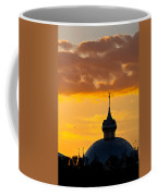 Tampa Bay Hotel Dome At Sundown Coffee Mug