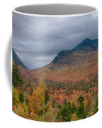 Tapestry Of Fall Colors Coffee Mug