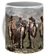 Working Camels Coffee Mug