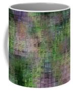Technology Abstract Coffee Mug by Michal Boubin