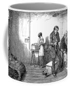 Temperance Movement, 1847 Coffee Mug