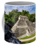 Temple Of Inscriptions Coffee Mug