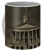 Tennessee Capitol Building Coffee Mug by Dan Sproul