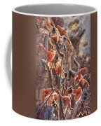 The 5th Division Storming By Escalade Coffee Mug