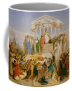 The Age Of Augustus The Birth Of Christ Coffee Mug