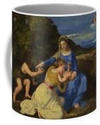 The Aldobrandini Madonna Coffee Mug