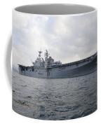 The Amphibious Assault Ship Uss Coffee Mug