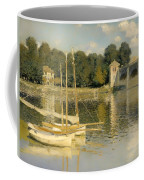 The Argenteuil Bridge Coffee Mug