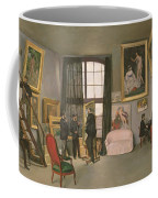 The Artist's Studio Coffee Mug