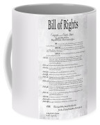 The Bill Of Rights H K Coffee Mug