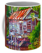 The Camp Bayou Coffee Mug