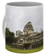 The Castillo In Chichen Itza Coffee Mug