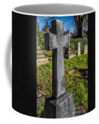 The Cross Coffee Mug by Adrian Evans