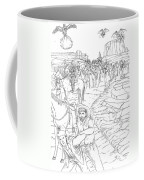 The Fifty Marshals Coffee Mug