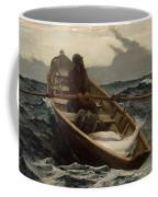 The Fog Warning Coffee Mug