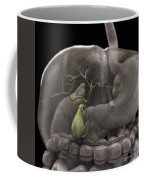 The Gallbladder Coffee Mug