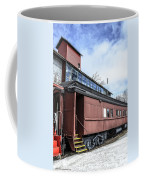 The Grand Trunk Western Depot  Coffee Mug