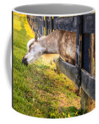 The Grass Is Greener... Coffee Mug