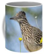 The Greater Roadrunner  Coffee Mug