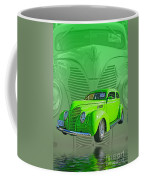 The Green Machine Coffee Mug